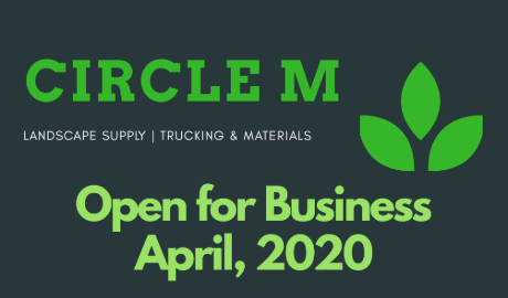 Open For Business -April, 2020